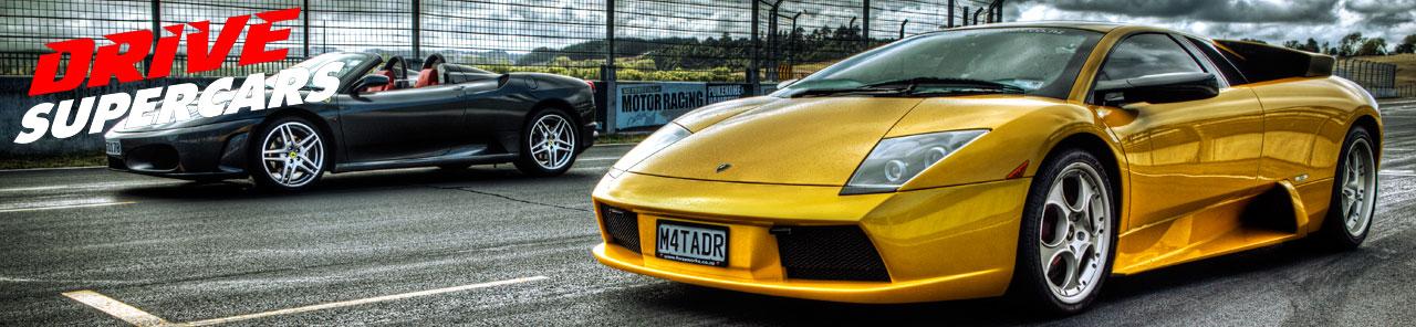 Drive Supercars Drive Exotic Supercars At Hampton Downs Auckland